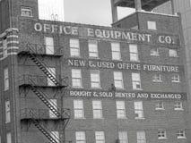 Office Equipment Co - Dallas, TX Stock Photo