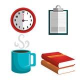 Office equipment design. Illustration eps10 graphic Vector Illustration