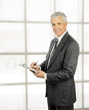 Office Executive Royalty Free Stock Photo