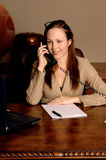 Office Executive Royalty Free Stock Photography