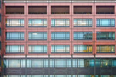 Office facade Royalty Free Stock Photo