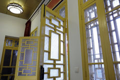 Office of the famous nanputuo temple, amoy city, china Stock Photography