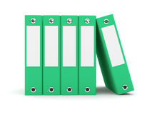 Office files Royalty Free Stock Photos