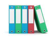 Office files Royalty Free Stock Image