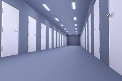 Office Floor Stock Images