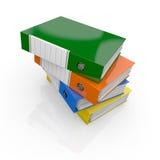 Office folder Stock Photo