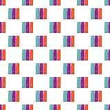 Office folder pattern seamless. Office folder pattern in cartoon style. Seamless pattern vector illustration Royalty Free Stock Photos