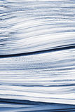 Office folders paper texture Royalty Free Stock Image