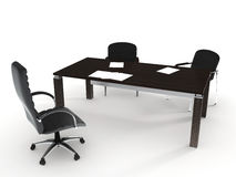 Free Office Furniture Royalty Free Stock Photography - 12232427