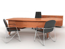 Free Office Furniture Royalty Free Stock Images - 12234129