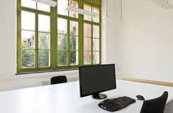 Office with furniture, Royalty Free Stock Photos