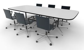 Office furniture Stock Photography
