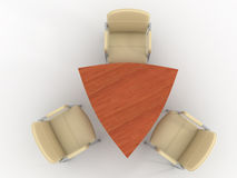 Office furniture Stock Image