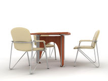 Office furniture Royalty Free Stock Photos