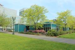 office Gebäude Lizenzfreie Stockfotografie