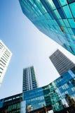 office gebouwen Royalty-vrije Stock Foto