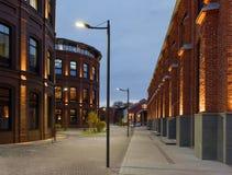 office gebouwen Royalty-vrije Stock Afbeelding