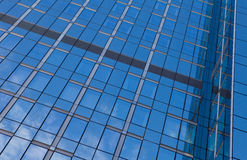 Office glass Stock Image