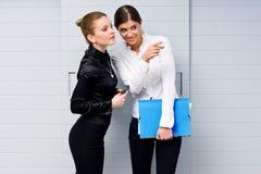 Office gossip Stock Image