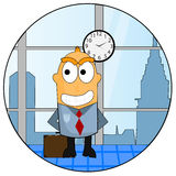 Office Guy Stock Images