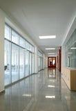 Office hallway Stock Photo