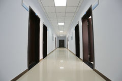 Free Office Hallway Stock Image - 38797911