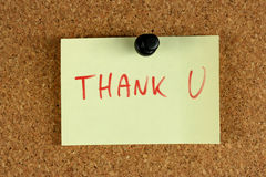 Office help - gratitude stock photo