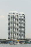 Office high-rise buildings in Bangkok Stock Photo