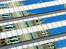 Office Highrise Abstract Royalty Free Stock Photos