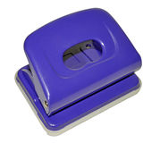 Office Hole Punch Royalty Free Stock Photography