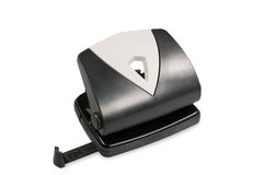 Office hole puncher Royalty Free Stock Photography