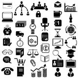 Office icon. Easy to edit vector illustration of office icon Royalty Free Stock Photos