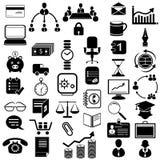 Office icon Royalty Free Stock Photos