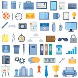 Office Icon Stock Photography