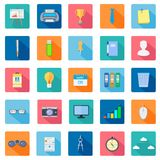 Office Icon Stock Images