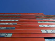 Office 'The Icon', Zaandam in the Netherlands. Royalty Free Stock Photos