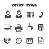 Office icons vector illustration