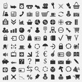 Office icons5 Stock Image