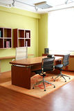 Office inside Royalty Free Stock Images
