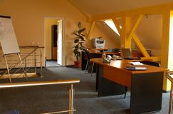 Office interior 1 Stock Image