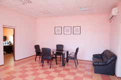 Office Interior. Royalty Free Stock Image