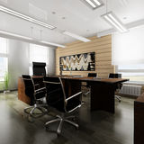Office interior Royalty Free Stock Photography