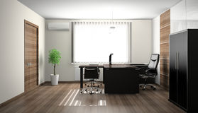 Office interior Royalty Free Stock Photos