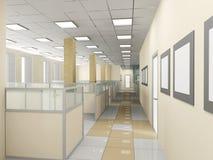 Office interior Stock Photos