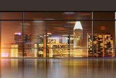 Office interior design Stock Photography