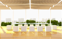 Office interior modern Royalty Free Stock Images