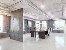 Office interior. Stock Photos