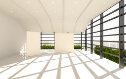 Office interior modern Royalty Free Stock Photo