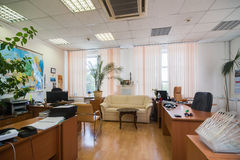 Office interior Stock Photography