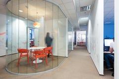 Office interiors created by Kivvi architects, Bratislava, Slovakia Stock Images